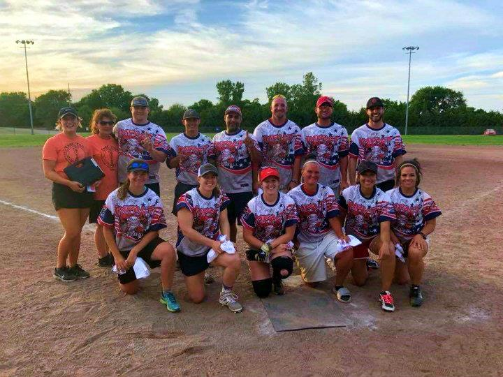 Team Impact Softball